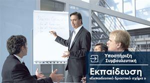 Εικόνα της Υποστήριξη & συμβουλευτική με συνοδό εκπαίδευση «Εκπαιδευτικό δραστικό σχήμα»